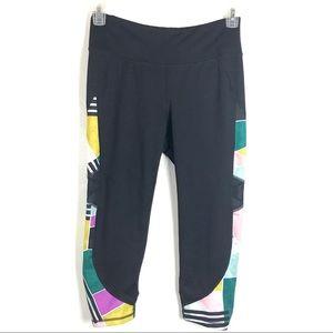 b3591f6487 Fila Pants | Sport Rainbow Blast Capri Legging Workout | Poshmark